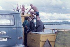 Bohedsfärjan 1961