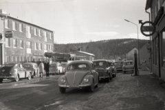 Storgatan söderut på 50-talet