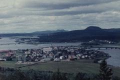 Utsikt från Brännaberget